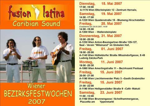 Fusion Latina 2007