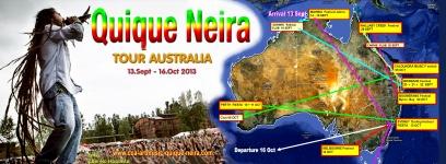 QN TOUR AUSTALIA 2013